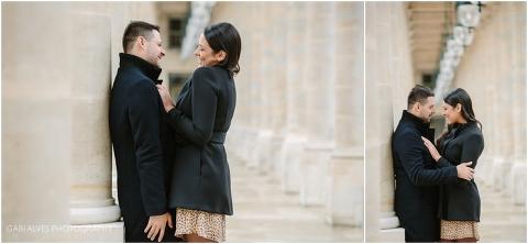 ensaio lua de mel em Paris com fotógrafa brasileira
